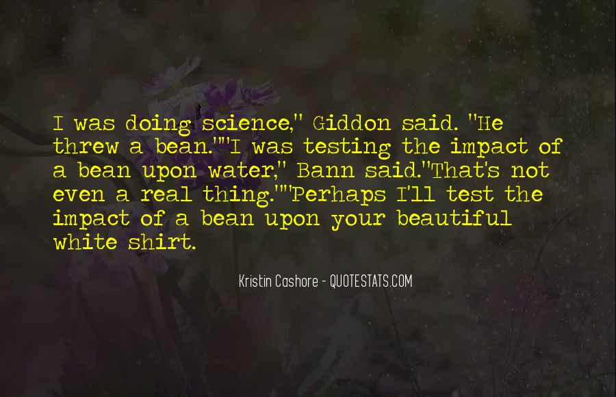 Giddon's Quotes #1165346