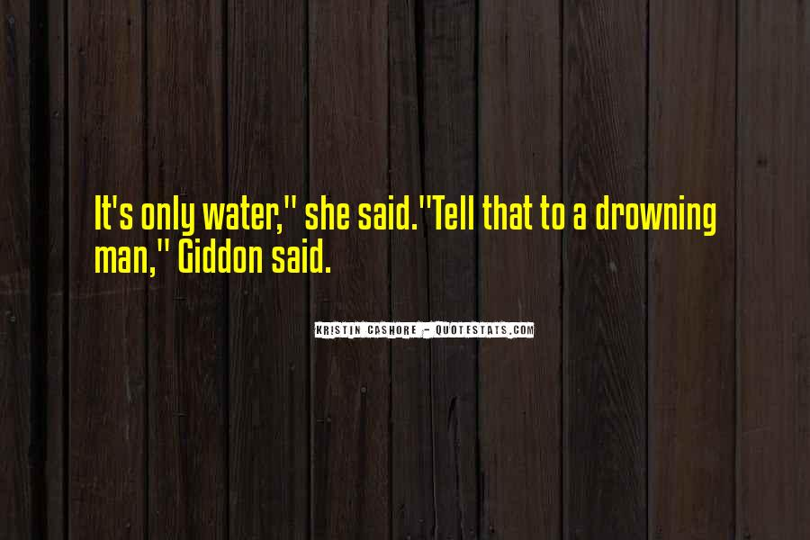 Giddon's Quotes #1513254