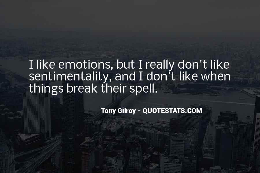 Gilroy Quotes #942089