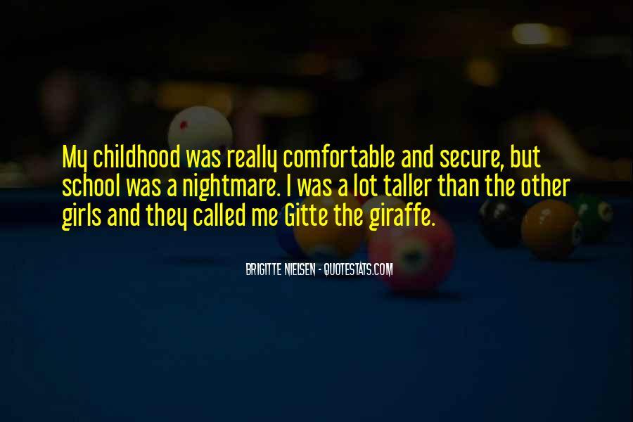 Gitte Quotes #1653829