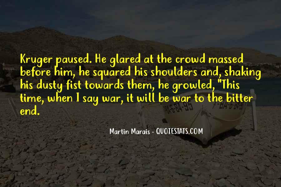 Glared Quotes #159352