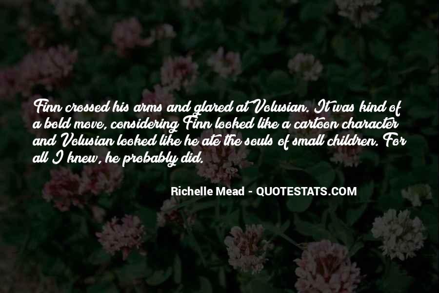 Glared Quotes #4065