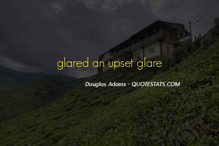 Glared Quotes #640954
