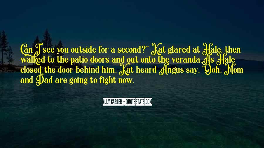 Glared Quotes #731922