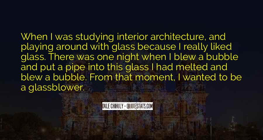 Glassblower's Quotes #660788