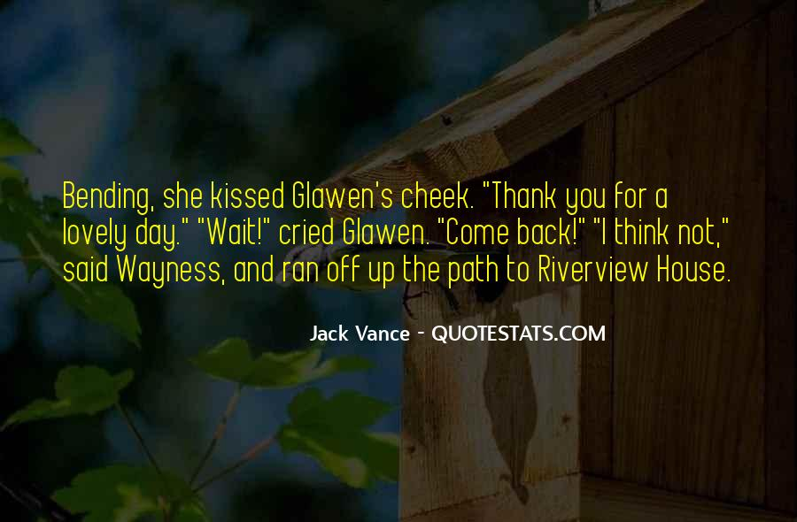 Glawen Quotes #1769850