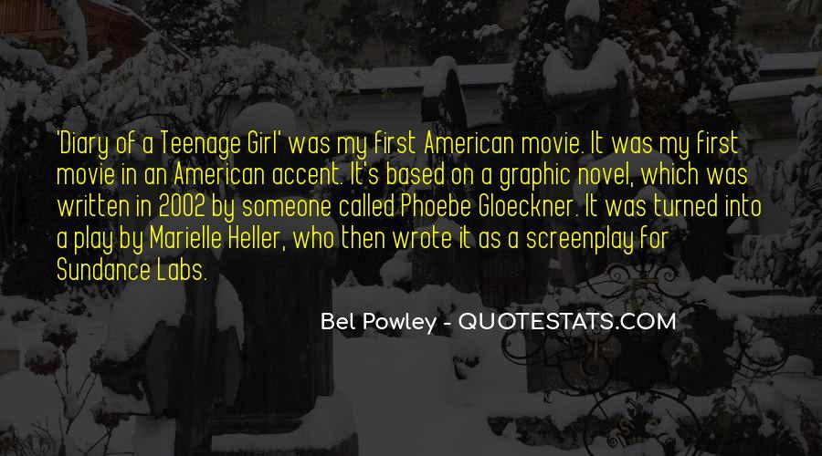 Gloeckner Quotes #1136561