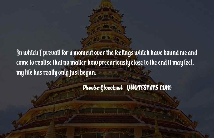 Gloeckner Quotes #1140396