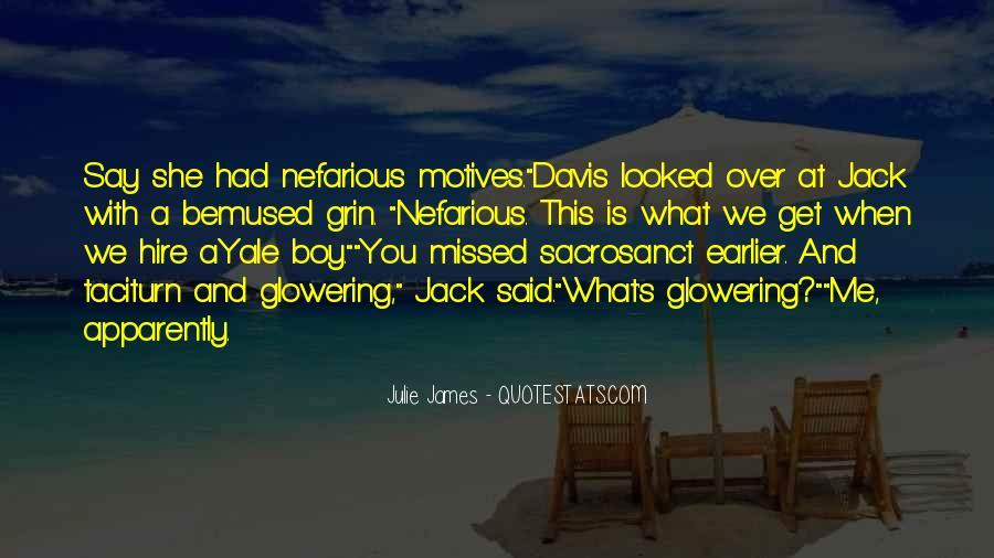 Glowering Quotes #1083983