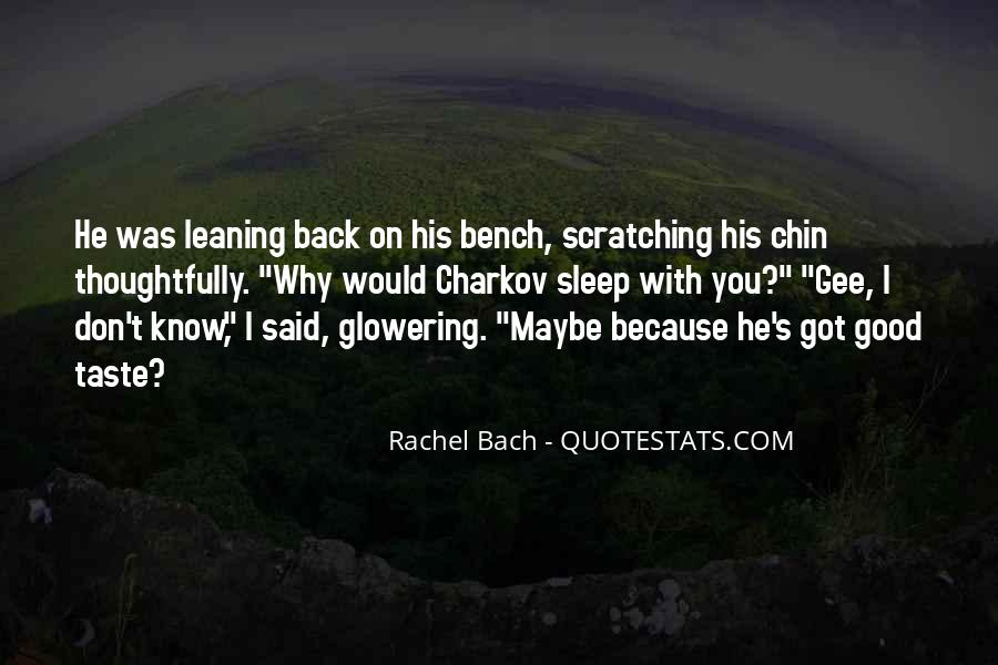 Glowering Quotes #502534