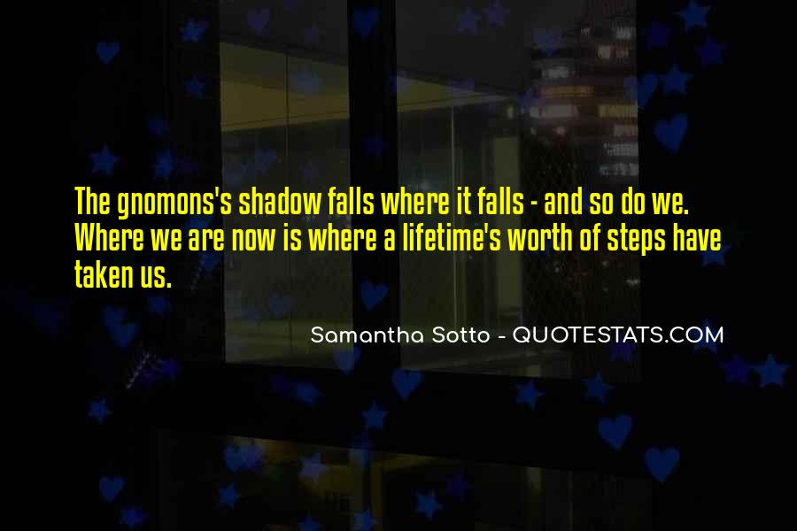 Gnomons's Quotes #404235