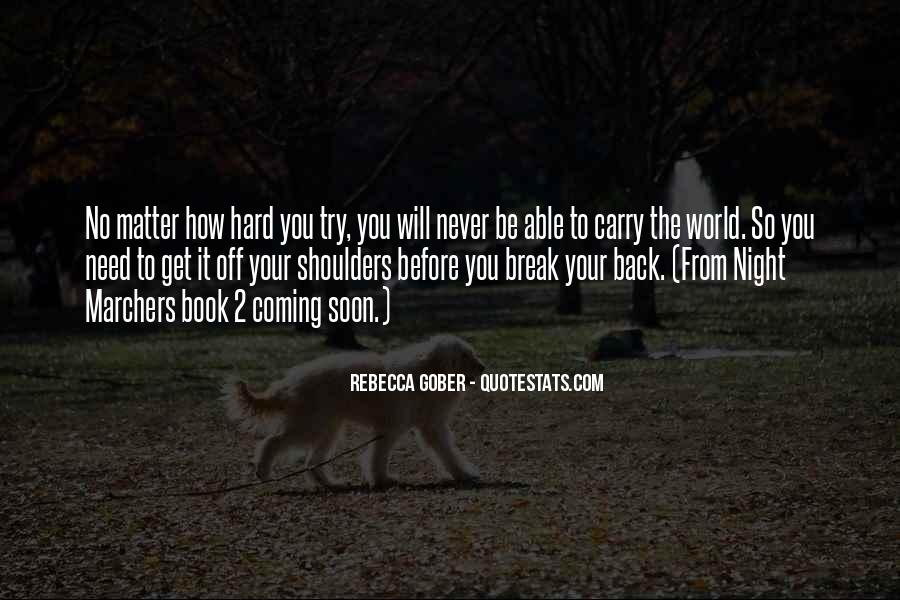 Gober's Quotes #126997