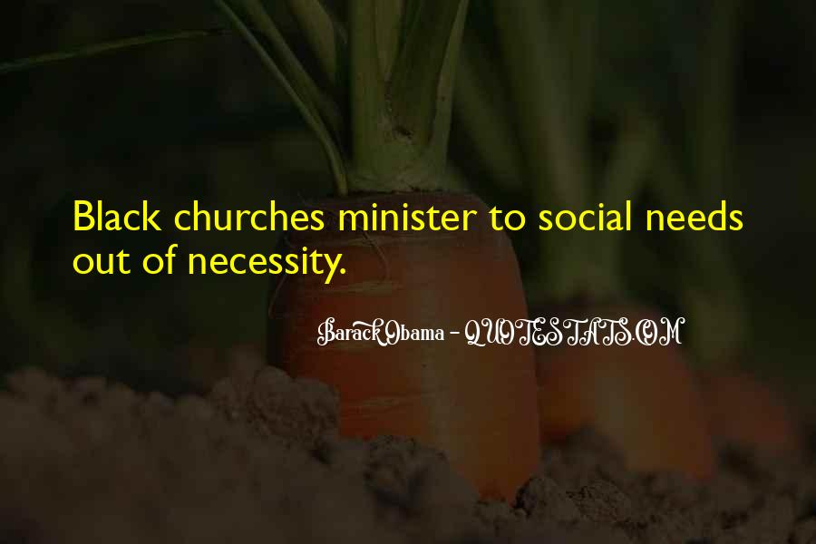 Quotes About Black Churches #1845336