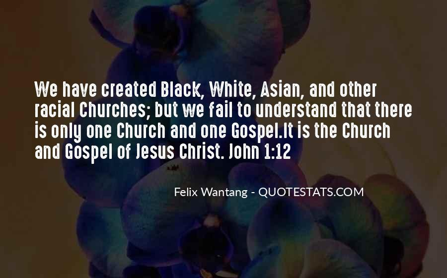 Quotes About Black Churches #97691