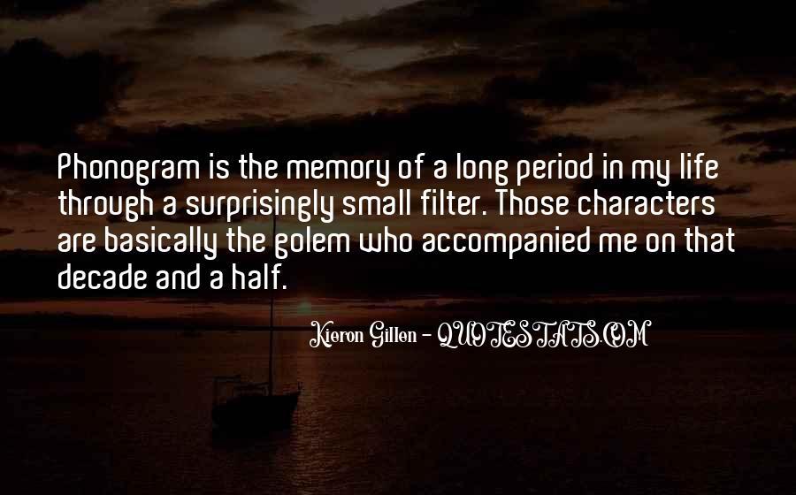 Golem's Quotes #11780