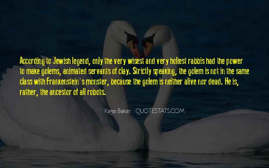 Golem's Quotes #1815853