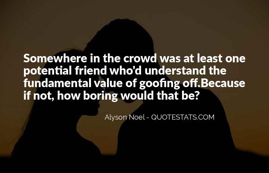 Goofing Quotes #1667437