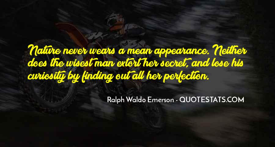 Quotes About Finding Perfection #296240