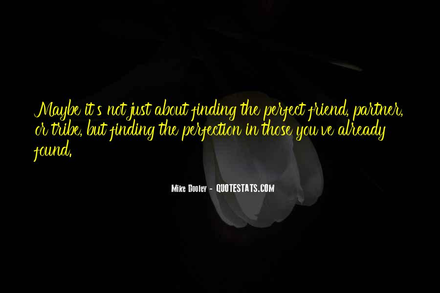 Quotes About Finding Perfection #695746