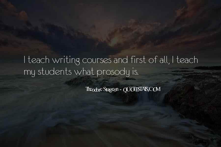 Quotes About Courses #51188