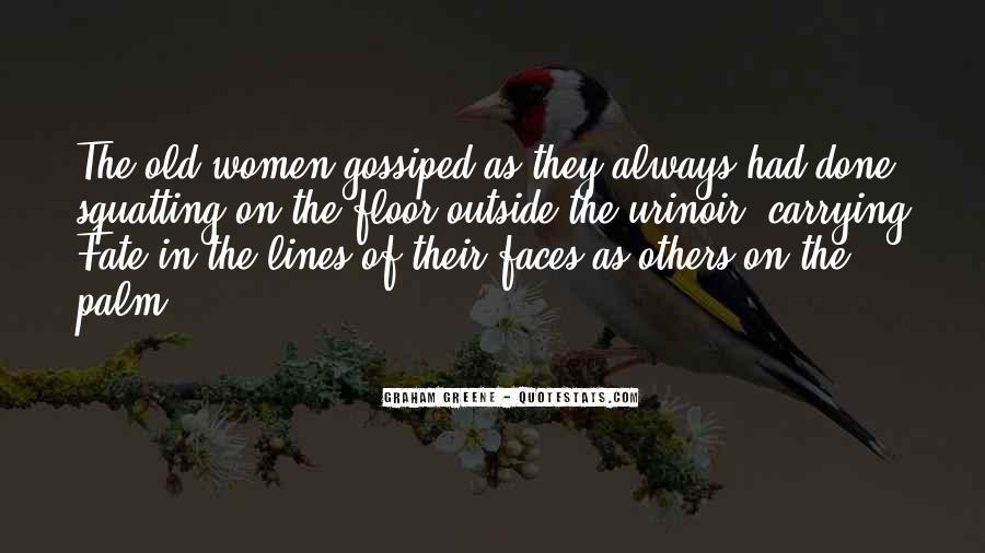 Gossiped Quotes #1222769
