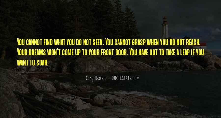 Grasp'd Quotes #117926