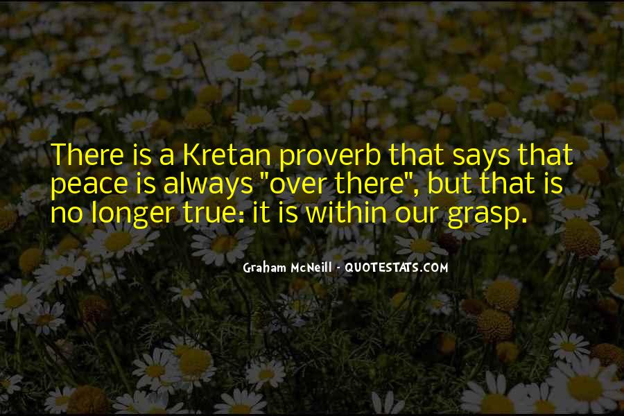 Grasp'd Quotes #137826