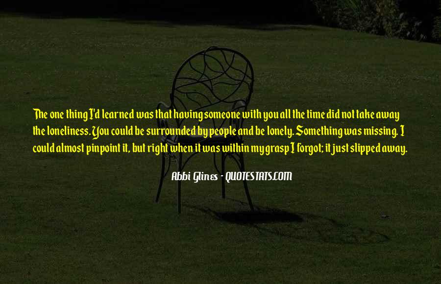 Grasp'd Quotes #559240