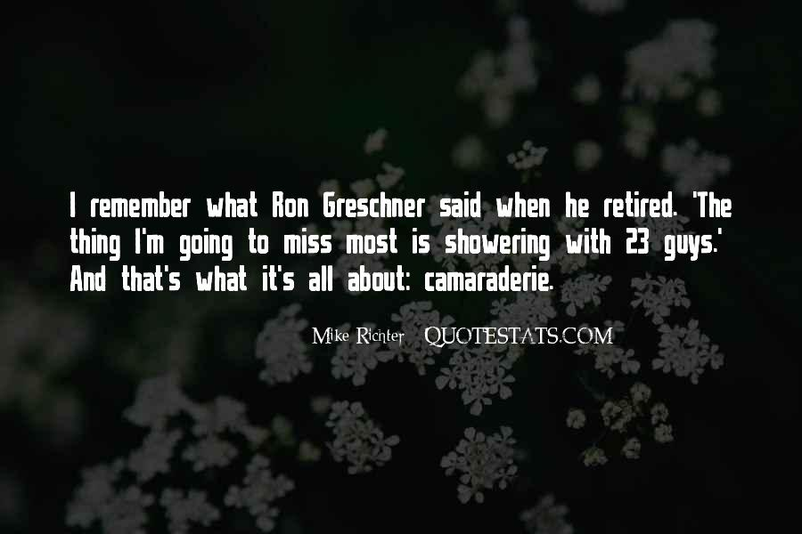 Greschner Quotes #1172540