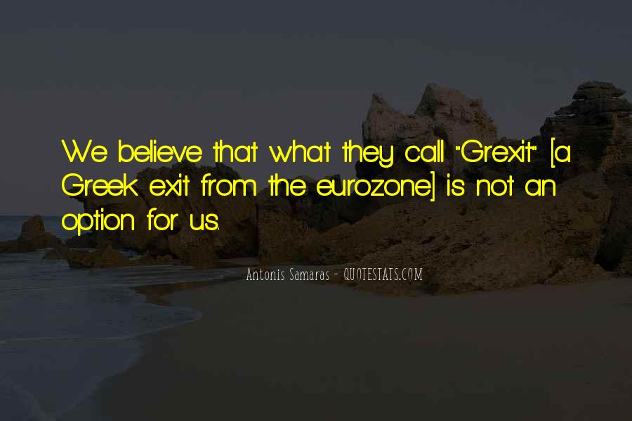 Grexit Quotes #117099