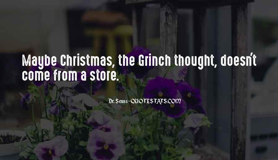 Christmas Grinch Quotes.Top 34 Grinch S Quotes Famous Quotes Sayings About Grinch S