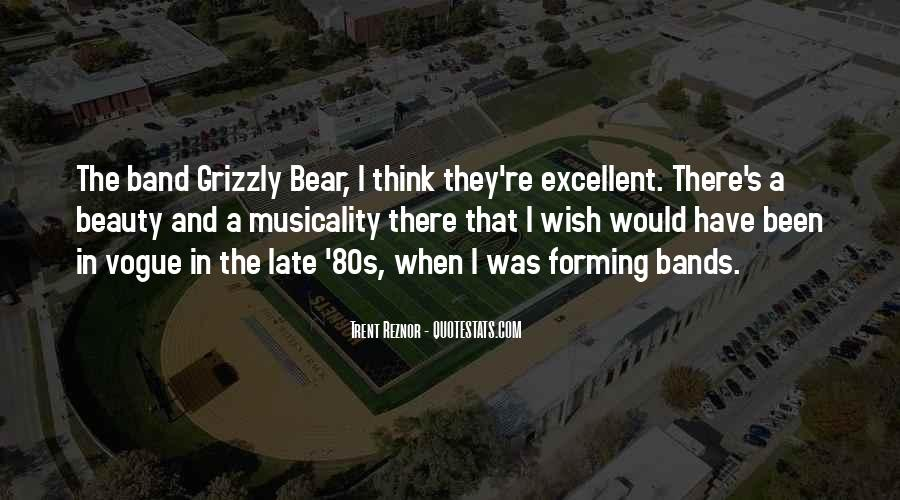 Grizzly's Quotes #1637911
