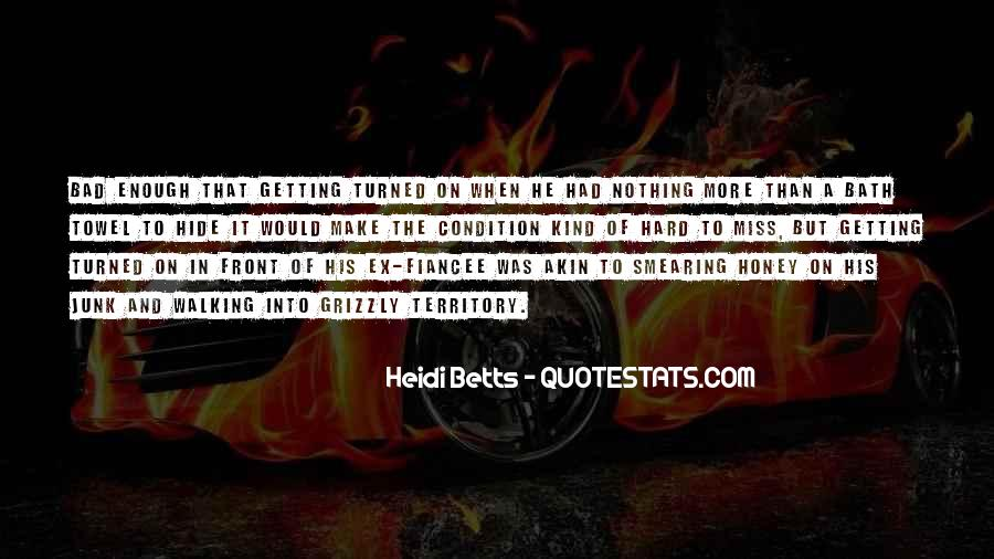 Grizzly's Quotes #1695129