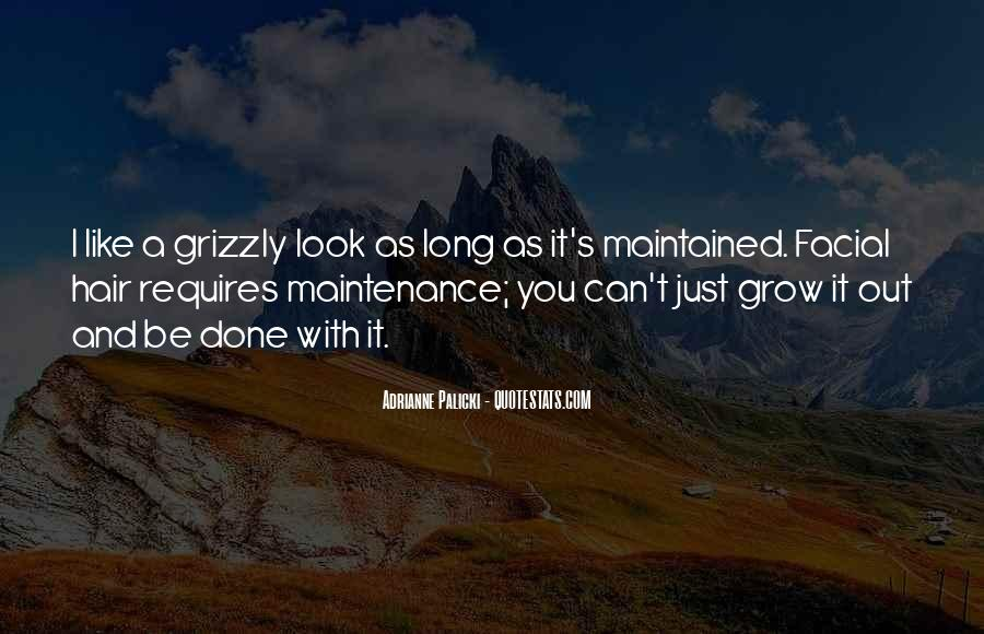 Grizzly's Quotes #1772831