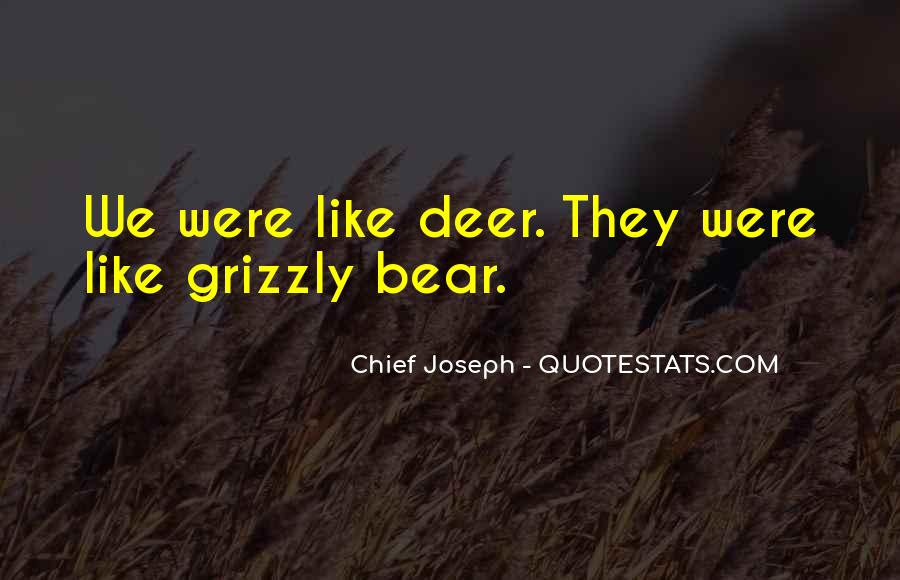 Grizzly's Quotes #597346