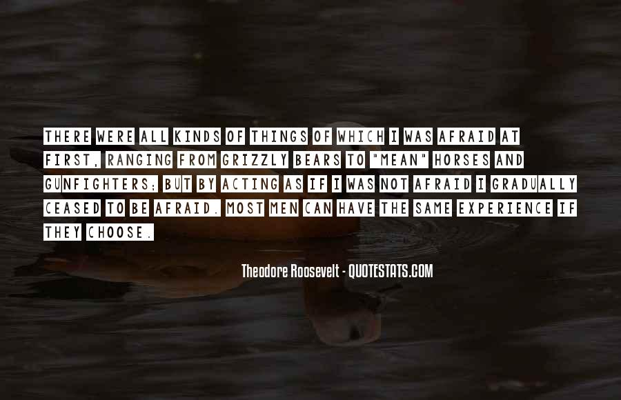 Grizzly's Quotes #917041