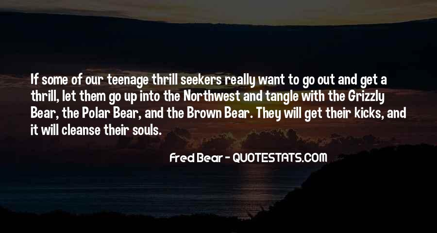 Grizzly's Quotes #979427
