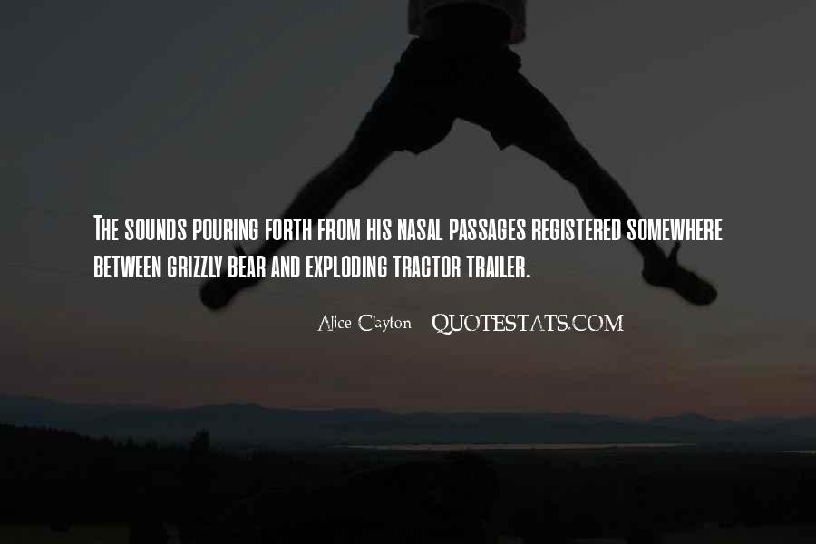 Grizzly's Quotes #991389