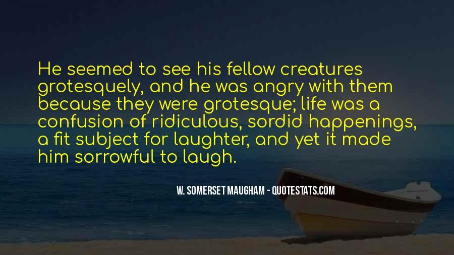 Grotesquely Quotes #146447