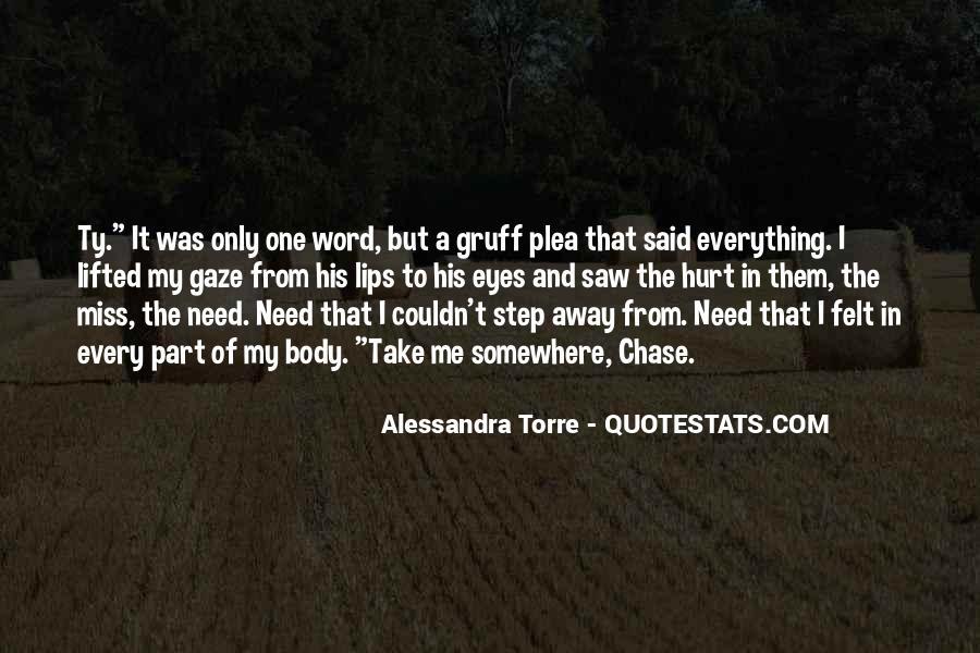 Gruff Quotes #1388701