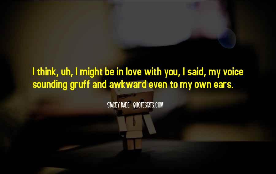 Gruff Quotes #1421946