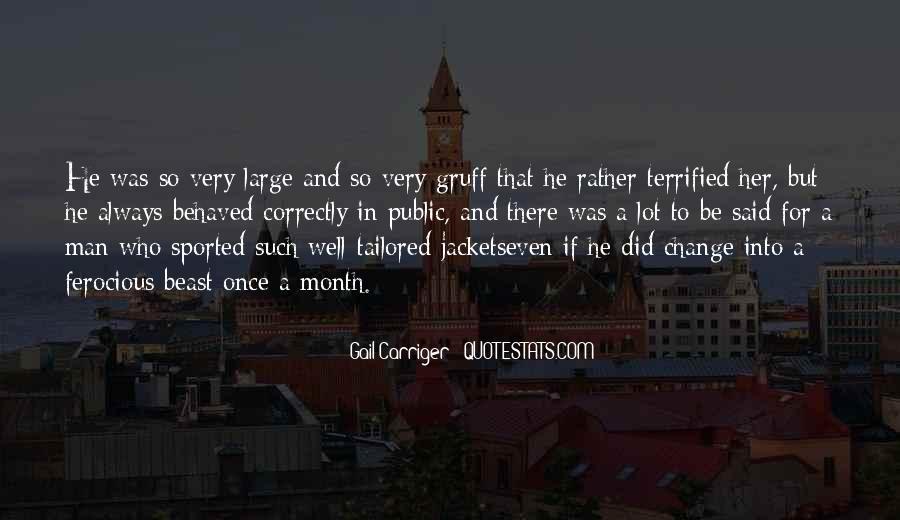 Gruff Quotes #1451175