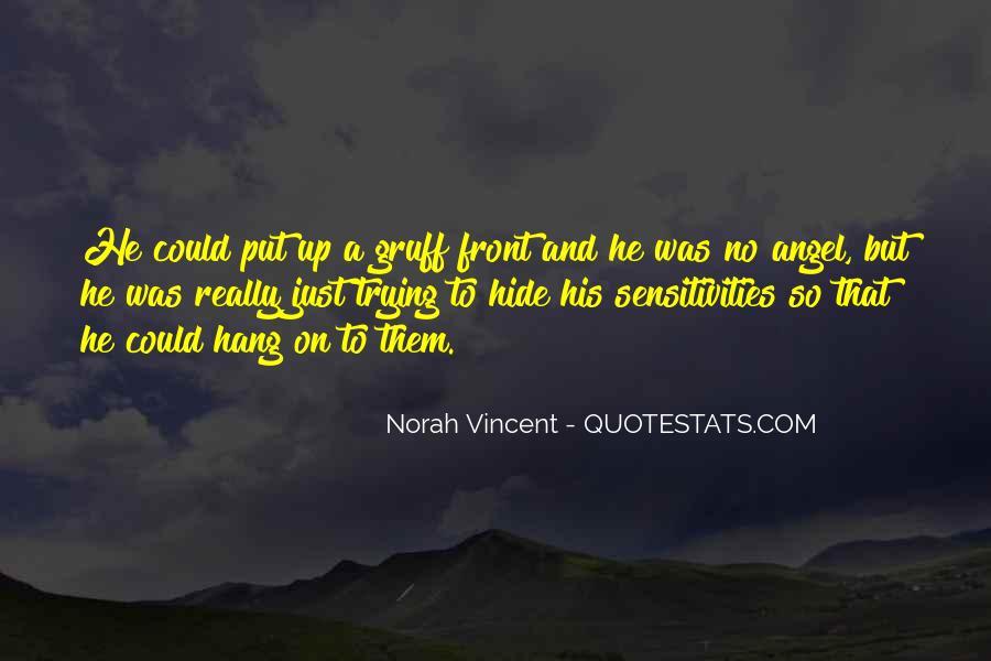 Gruff Quotes #178430