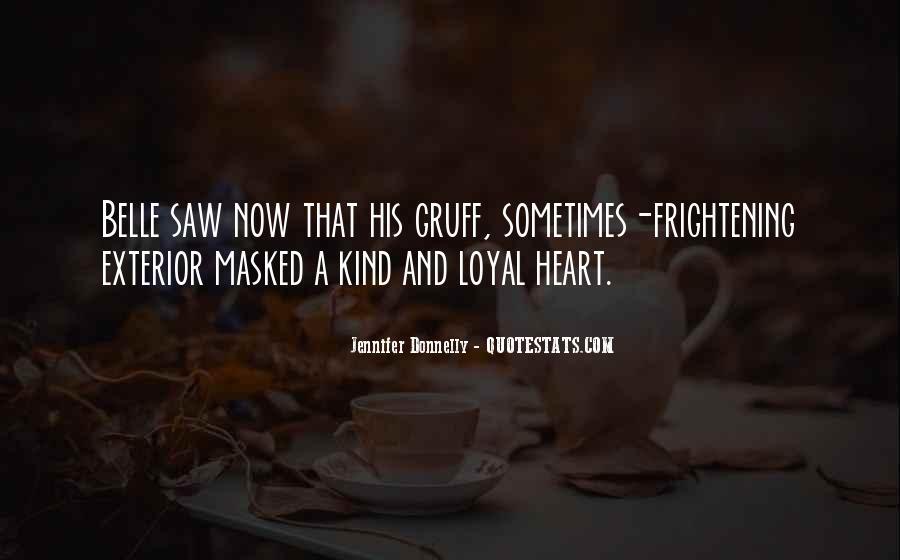 Gruff Quotes #265499