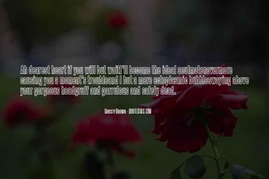 Gruff Quotes #488613