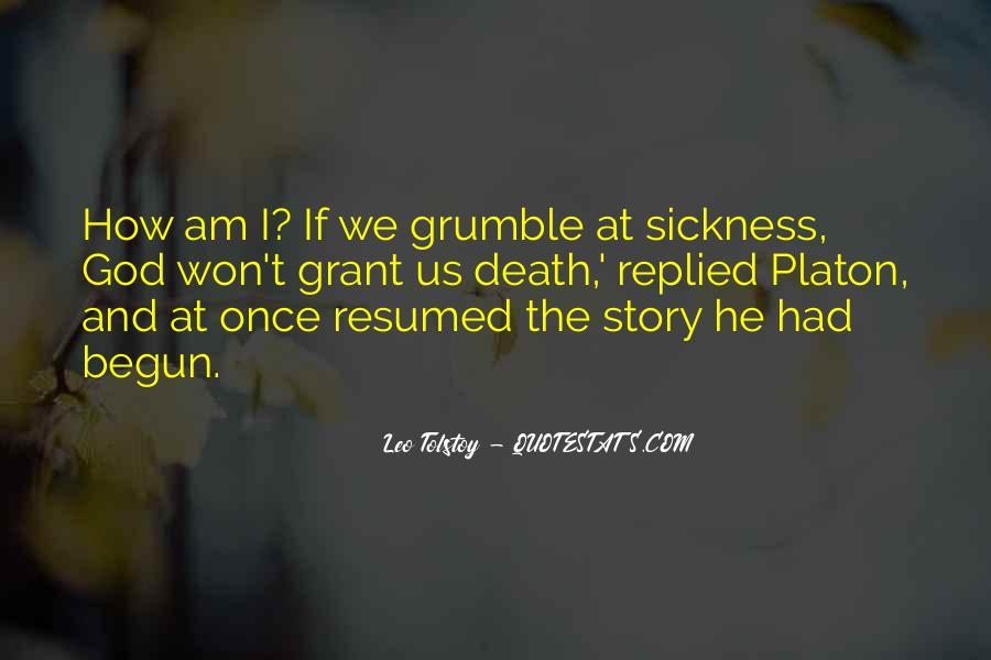 Grumble's Quotes #1111259
