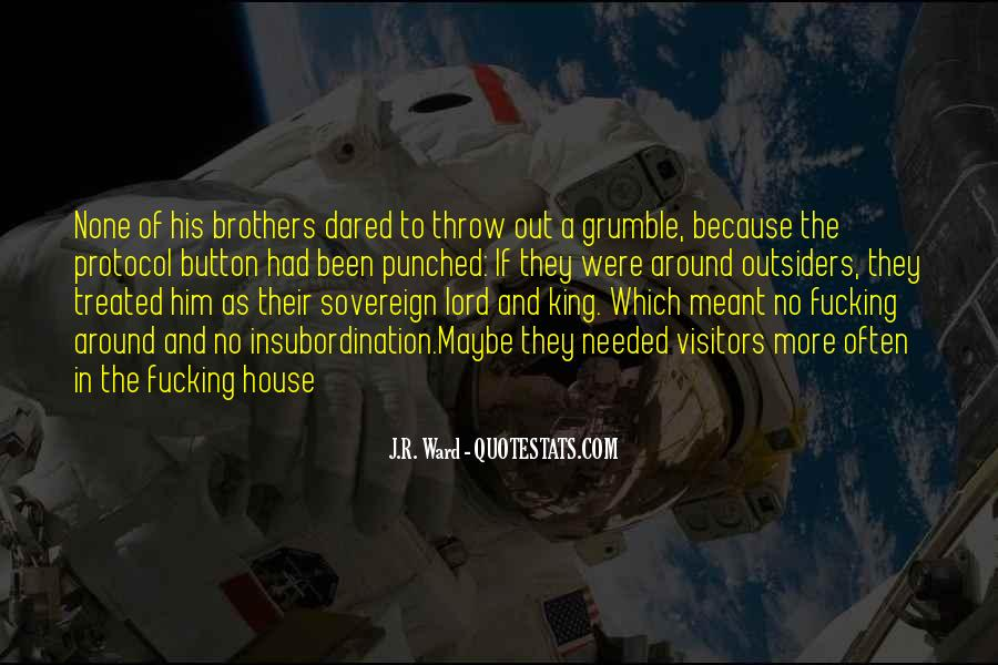 Grumble's Quotes #1171637
