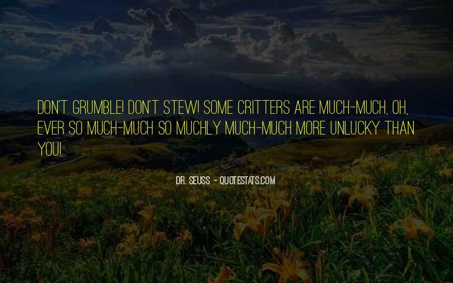 Grumble's Quotes #139787