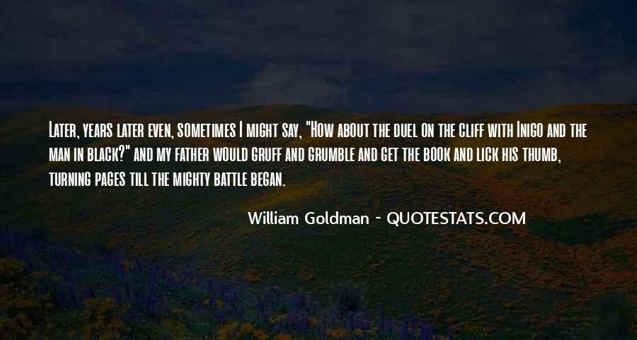 Grumble's Quotes #1505650