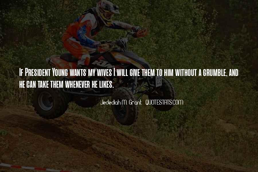 Grumble's Quotes #159638